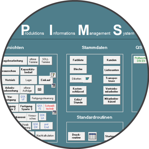 Produktion: Ablaufoptimierung | Fabrikplanung | Produktionsplanung | Produktionssteuerung | Artikelstammbereinigung